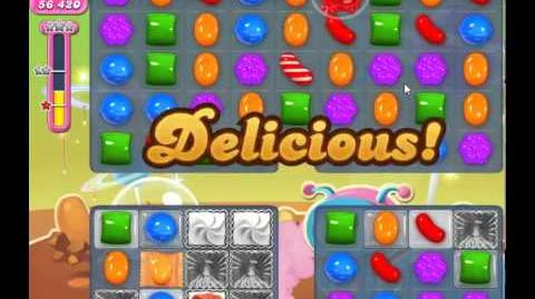Candy Crush Saga Level 856
