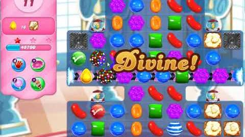 Candy Crush Friends Group Level 2891 NO BOOSTERS 2Stars
