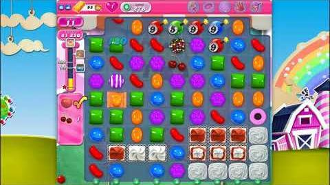 Candy Crush Saga - Level 278 - No boosters ☆☆☆