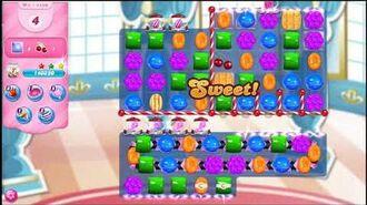 Candy Crush Saga - Level 4160 - No boosters ☆☆☆