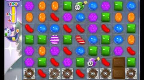Candy Crush Saga Dreamworld Level 267 (Traumwelt)