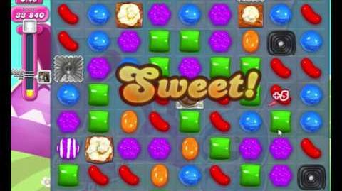 Candy Crush Saga LEVEL 1595 NO BOOSTERS (new version)