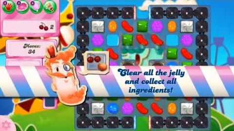 Candy Crush Saga Level 2668 NO BOOSTERS