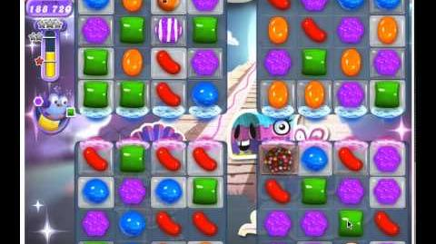 Candy Crush Dreamworld Level 323 ★★★ no boosters