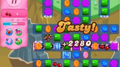 Candy Crush Friends Group Level 2907 NO BOOSTERS 3Stars