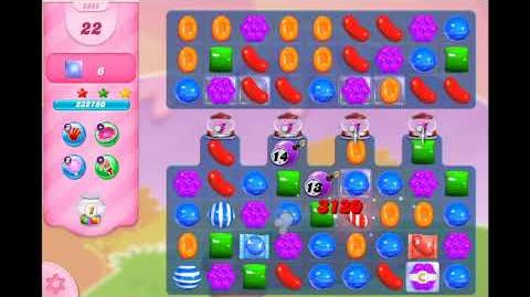 Candy Crush Saga - Level 2864 - with boosters ☆☆☆