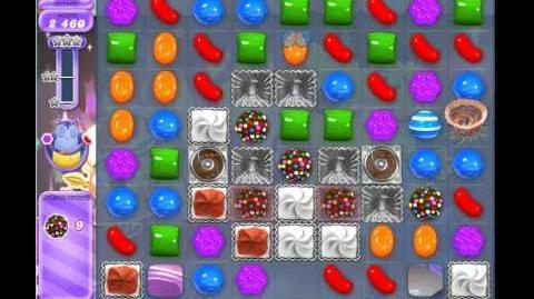 Candy Crush Saga Dreamworld Level 415