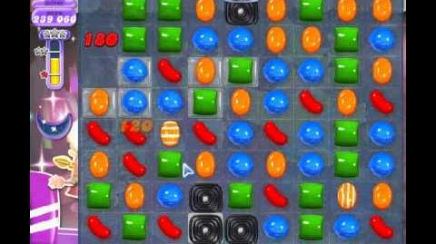 Candy Crush Saga Dreamworld Level 416 ( No boosters)