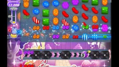 Candy Crush Saga Dreamworld Level 585 (No boosters)
