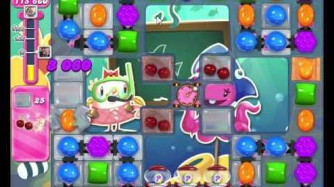 Candy Crush Saga LEVEL 2102 NO BOOSTERS (30 moves)