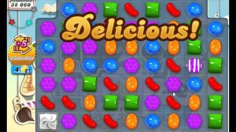Candy Crush Saga Level 114
