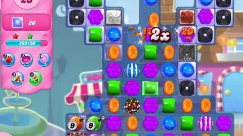 Candy Crush Saga Level 2942 NO BOOSTERS (third version)