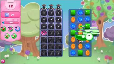 Candy Crush Saga Level 3345 NO BOOSTERS
