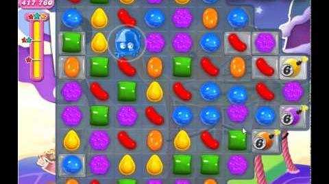 Candy Crush Saga Level 663-2