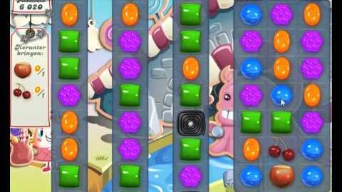 Candy Crush Saga Level 90