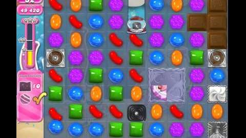 Candy Crush Saga Level 927 (No booster, 3 Stars)