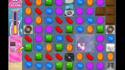 Candy Crush Saga Level 927 (No booster, 3 Stars)