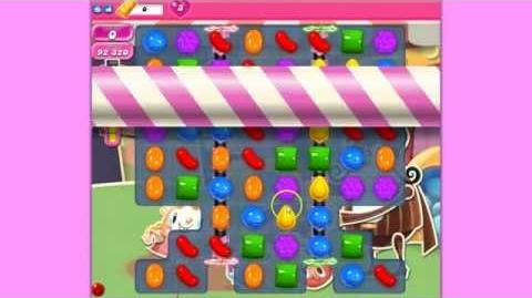 Candy Crush Saga level 550 3***