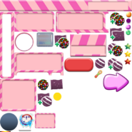 Mobile - Candy Crush Saga - Icons 3