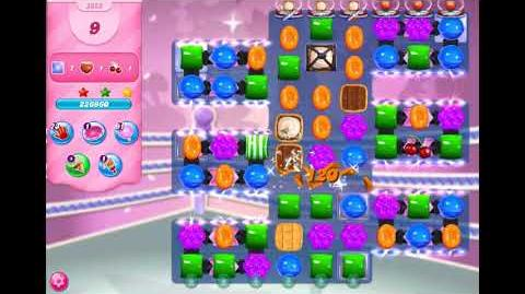 Candy Crush Saga - Level 3653 - No boosters ☆☆☆