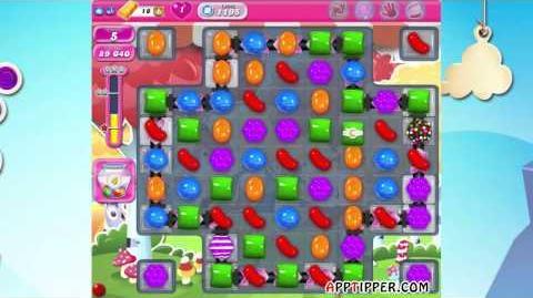 Candy Crush Saga Level 1195 - ★★★