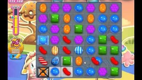 Candy Crush Saga Level 1558