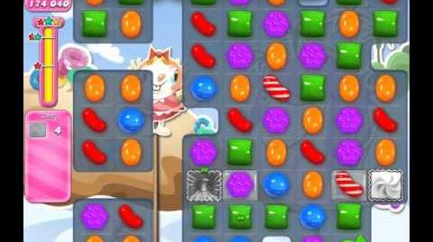 Candy Crush Saga Level 1626 - NO BOOSTERS