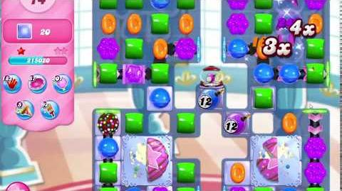 Candy Crush Saga Level 3175 NO BOOSTERS