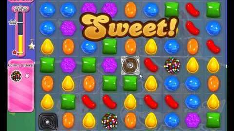 Candy Crush Saga Level 400-1