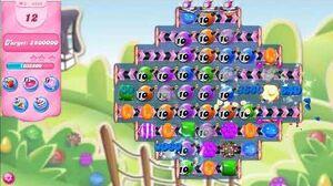 Candy Crush Saga Level 4868 NO BOOSTERS