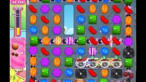 Candy Crush Saga Level 602