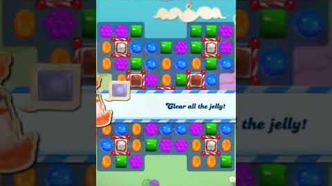 Candy Crush Level 3291 (2nd version, 14 moves)