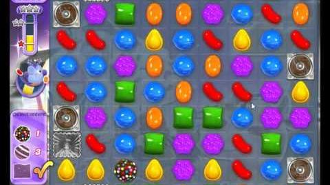 Candy Crush Saga Dreamworld Level 236 (2 Stars)