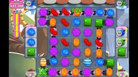 Candy Crush Saga Level 1051 (No booster, 3 Stars)