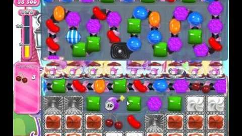 Candy Crush Saga Level 1262