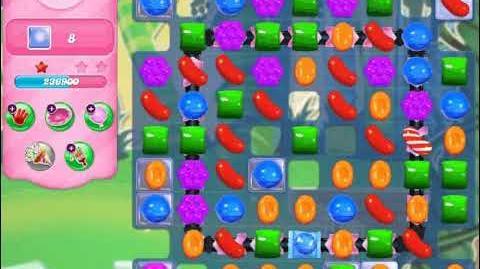 Candy Crush Saga Level 1339 Walkthrough - No Boosters