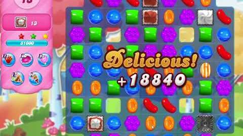 Candy Crush Saga Level 3181 NO BOOSTERS (second version)