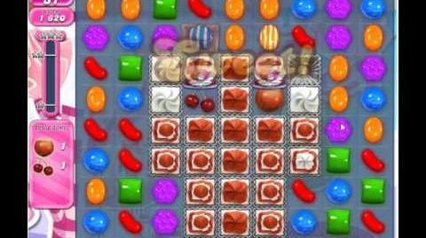 Candy Crush Saga Level 491 3 stars NO BOOSTERS