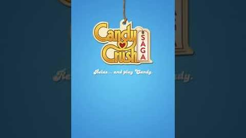 Candy Crush Level 470 (40 moves, 5 candy colors, smaller board)