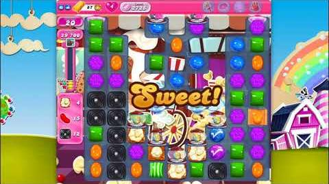 Candy Crush Saga - Level 2725 - No boosters ☆☆☆