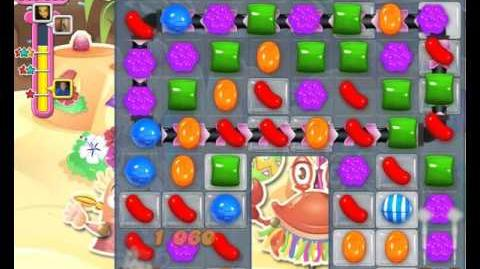 Candy Crush Saga LEVEL 1336 new version (22 moves)