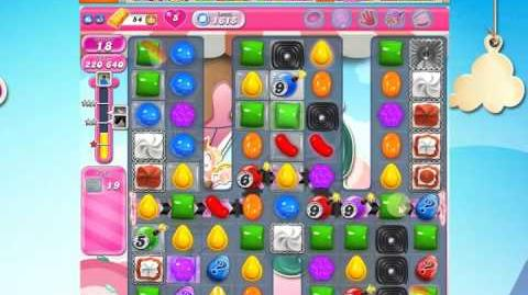 Candy Crush Saga LEVEL 1615