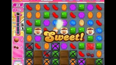 Candy Crush Saga Level 1025