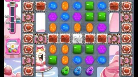 Candy Crush Saga Level 1500 Hard Level NO BOOSTER (3nd Version)