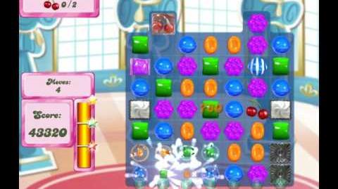 Candy Crush Saga Level 2656 (19 moves)