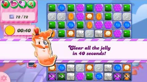 Candy Crush Saga Level 2840 NO BOOSTERS