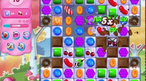 Candy Crush Saga Level 3145 NO BOOSTERS (18 moves)