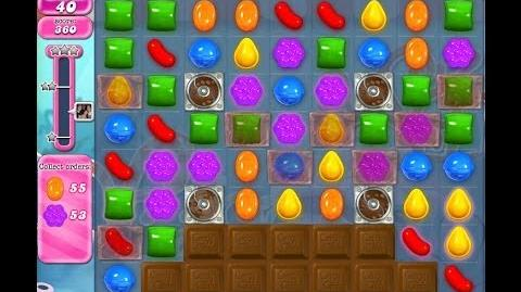 Candy Crush Level 319 (Dreamworld) Odus