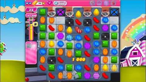 Candy Crush Saga - Level 226 - No boosters ☆☆☆