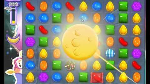 Candy Crush Saga Dreamworld Level 110 (Traumwelt)